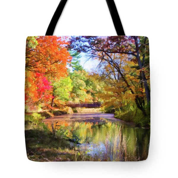 Autumn Delight Tote Bag