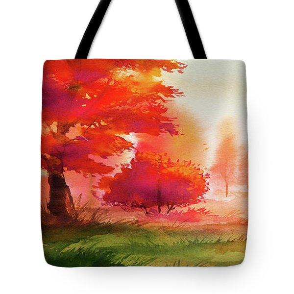Autumn Delight Tote Bag