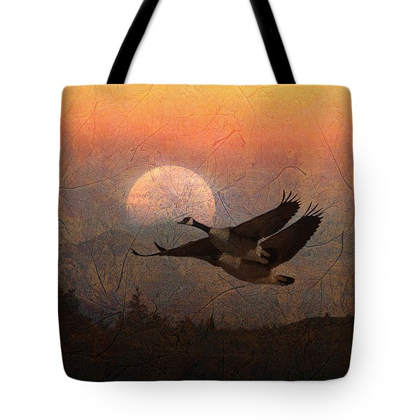 Autumn Tote Bag by Ed Hall
