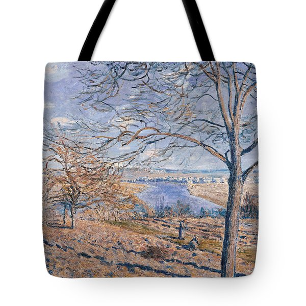 Autumn Effect Tote Bag