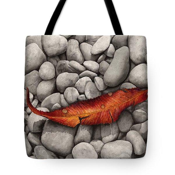 Autumn Epilogue Tote Bag