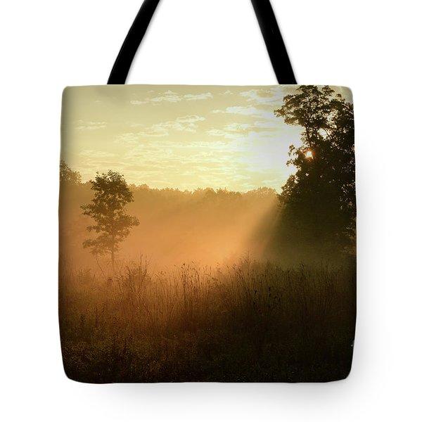 Autumn Equinox Tote Bag