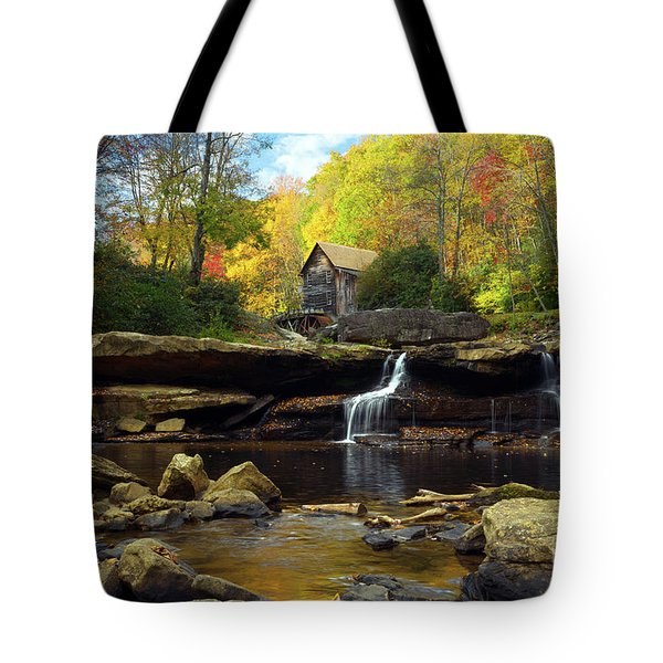 Autumn Fantasia Tote Bag