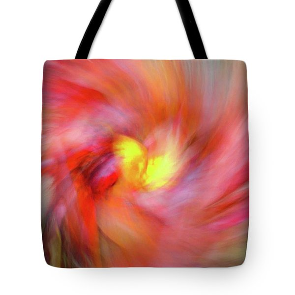 Autumn Foliage 11 Tote Bag by Bernhart Hochleitner