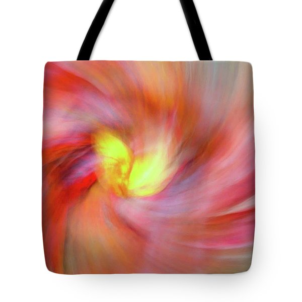 Autumn Foliage 12 Tote Bag by Bernhart Hochleitner
