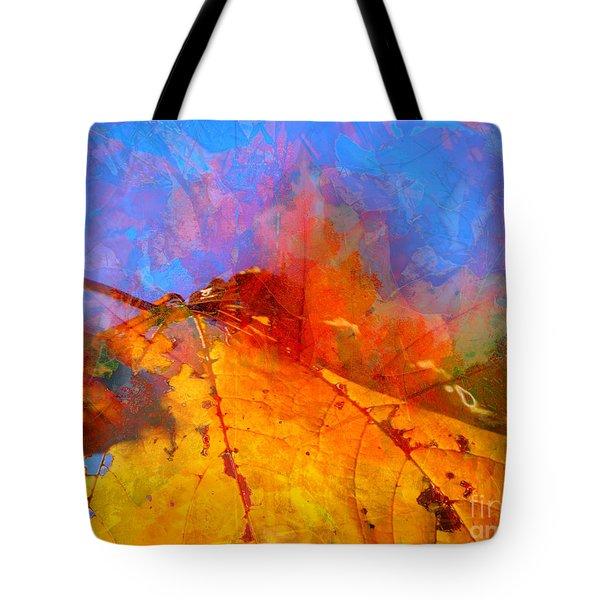Autumn Fusion 1 Tote Bag