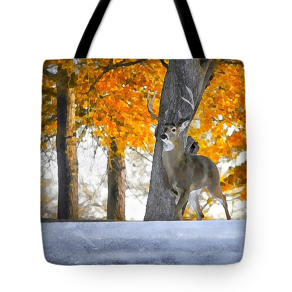 2016 Art Series #6 Tote Bag