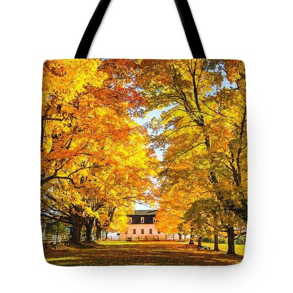 Autumn Gold IIi Tote Bag