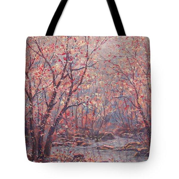Autumn Harmony. Tote Bag