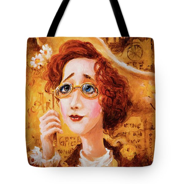 Autumn Tote Bag by Igor Postash