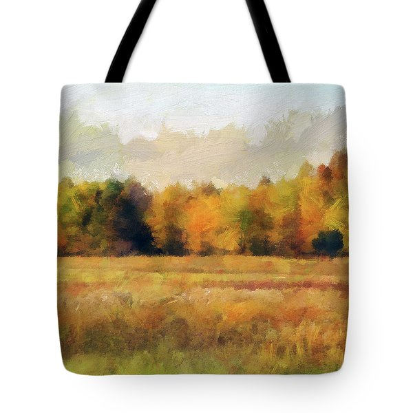 Autumn Impression 2 Tote Bag