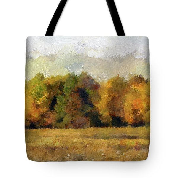Autumn Impression 4 Tote Bag