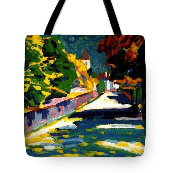 Autumn In Bavaria Tote Bag