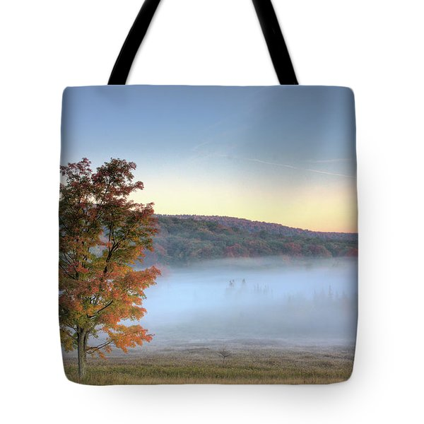 Autumn In Canaan Valley Wv  Tote Bag