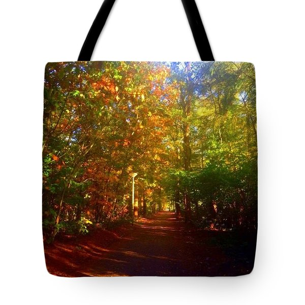 Autumn In Holland Tote Bag