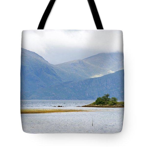Autumn In Isle Of Skye, Uk Tote Bag
