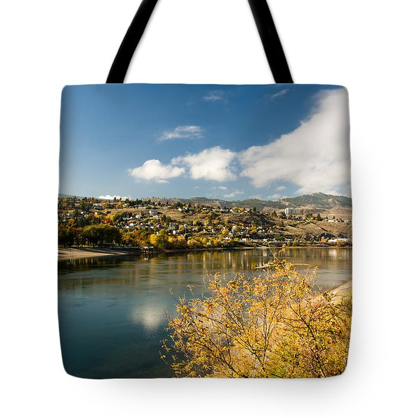 Autumn In Kamloops 10 Tote Bag