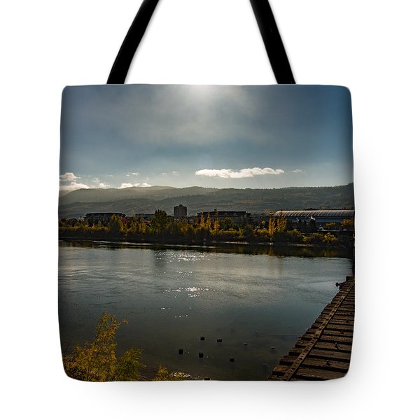 Autumn In Kamloops 6 Tote Bag