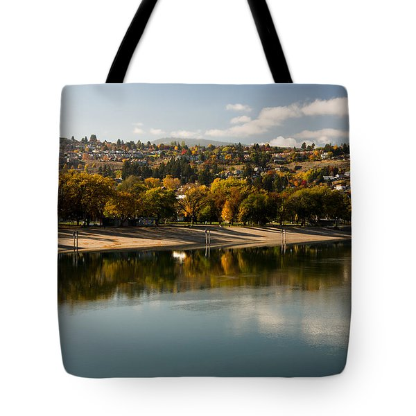 Autumn In Kamloops 9 Tote Bag