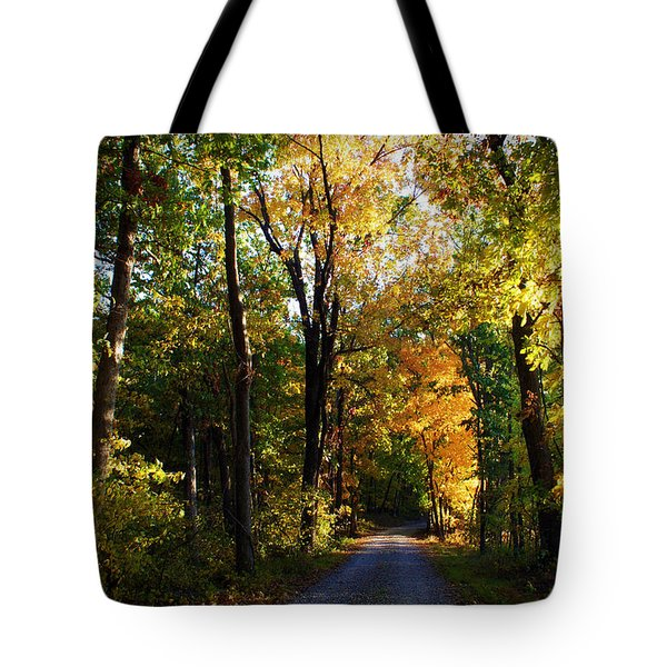 Autumn In Missouri Tote Bag