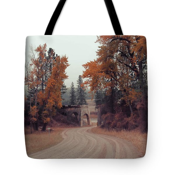 Autumn In Montana Tote Bag