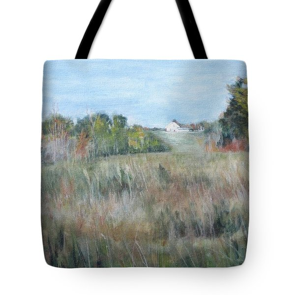 Autumn In Pennsylvania Tote Bag