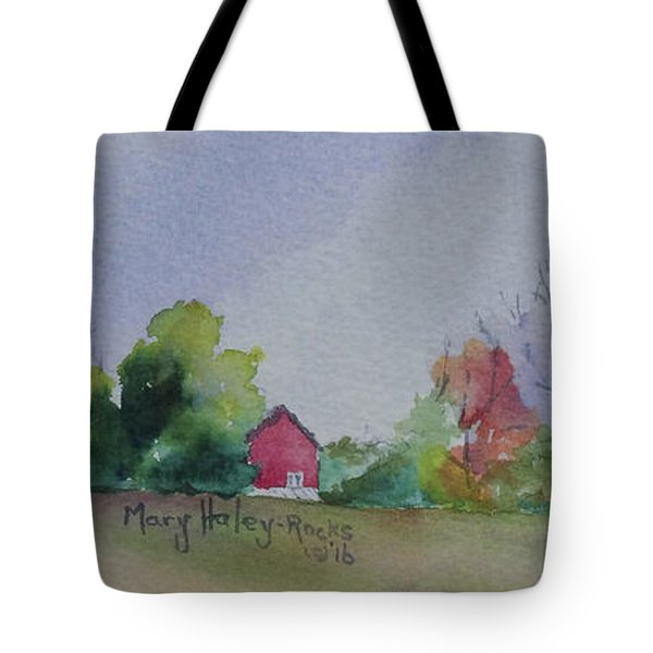 Autumn In Rural Ohio Tote Bag
