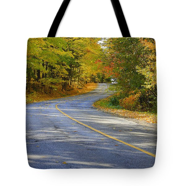 Tote Bag featuring the photograph Autumn In The Caledon Hills 2 by Gary Hall