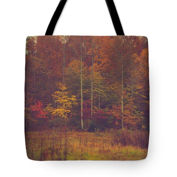 Autumn In West Virginia Tote Bag