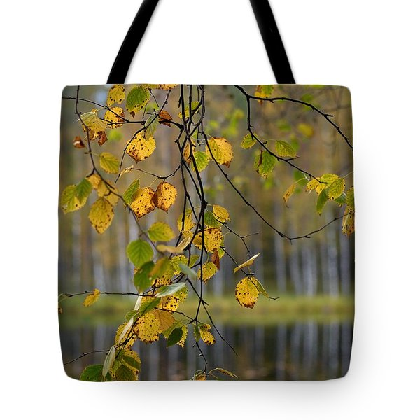 Autumn  Tote Bag by Jouko Lehto