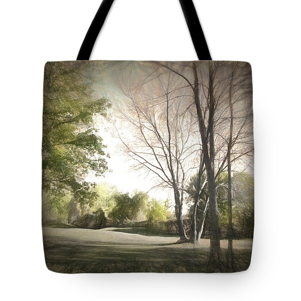 Autumn Landscape Tote Bag