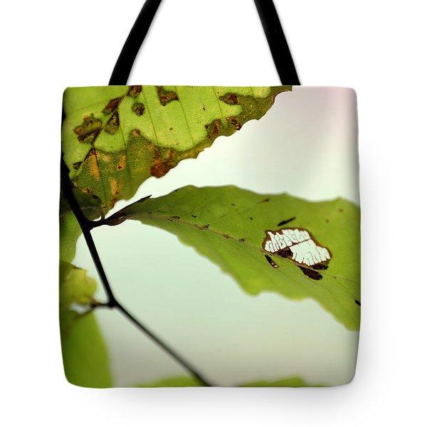 Autumn Leaf 1 Tote Bag