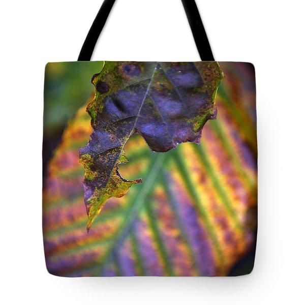Autumn Leaf 2 Tote Bag