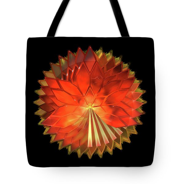 Autumn Leaves - Composition 2 Tote Bag