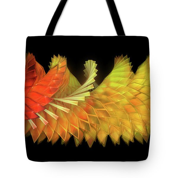 Autumn Leaves - Composition 2.2 Tote Bag