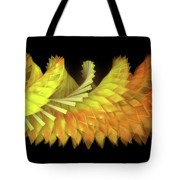 Autumn Leaves - Composition 2.3 Tote Bag