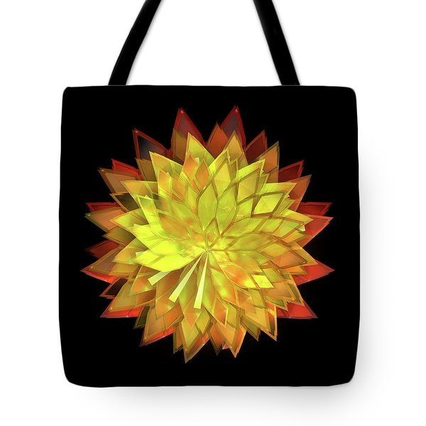 Autumn Leaves - Composition 4 Tote Bag
