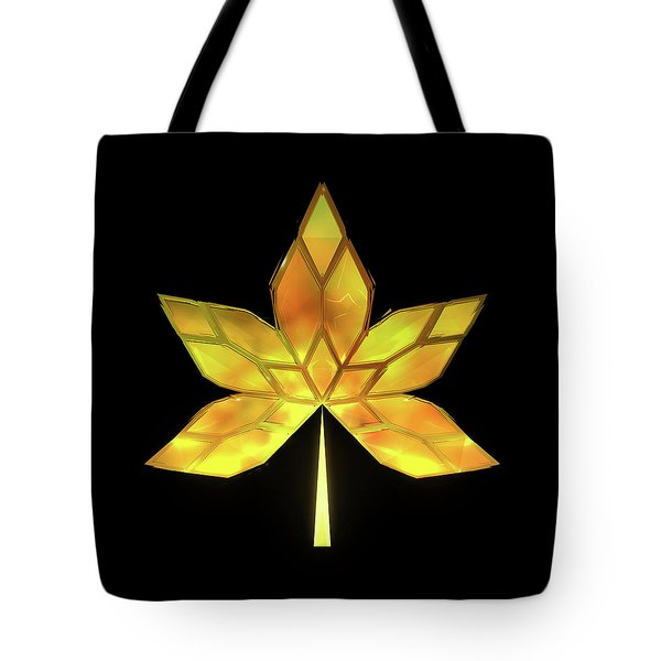 Autumn Leaves - Frame 070 Tote Bag