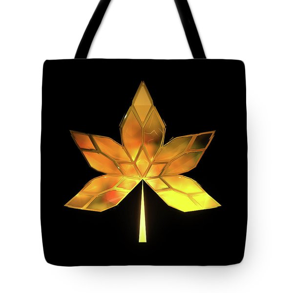 Autumn Leaves - Frame 200 Tote Bag