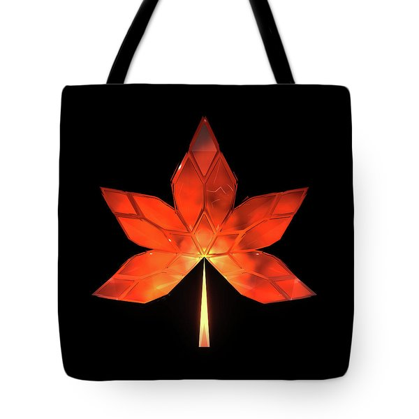 Autumn Leaves - Frame 320 Tote Bag