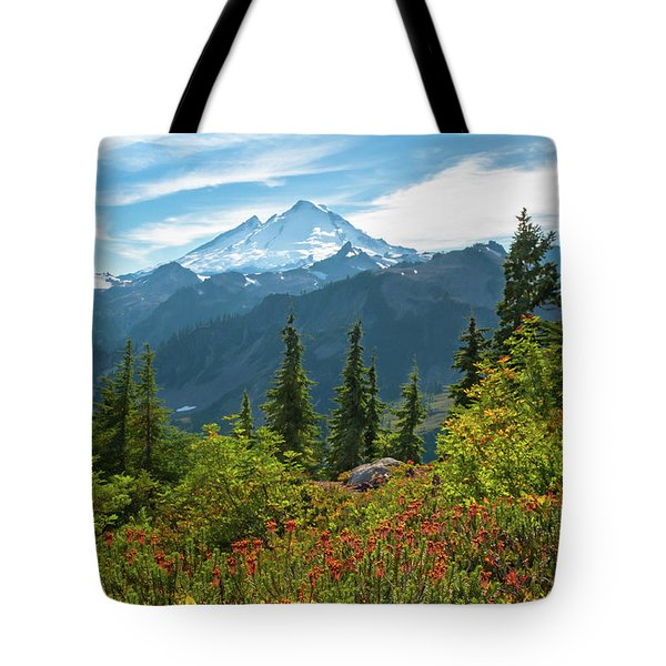Autumn Is Calling Tote Bag
