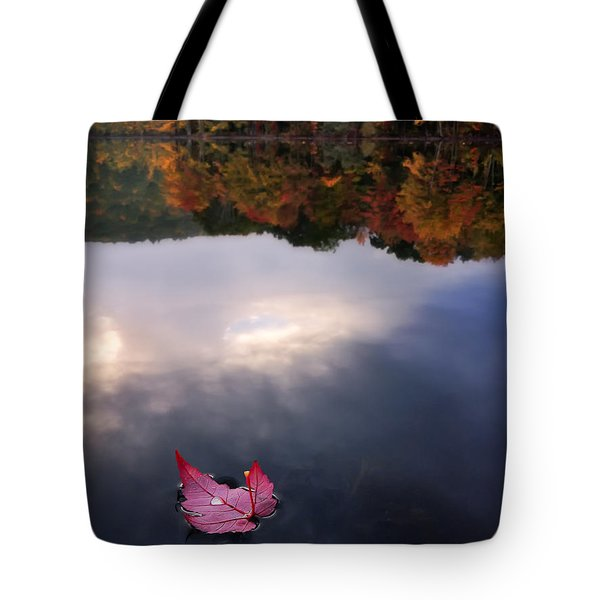 Autumn Mornings Iv Tote Bag