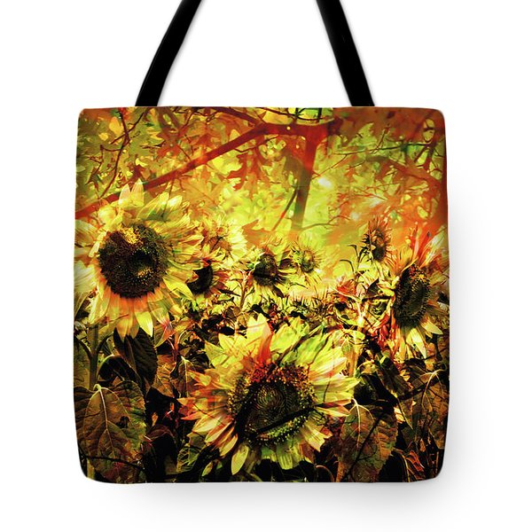 Autumn Tote Bag by Paul Drewry