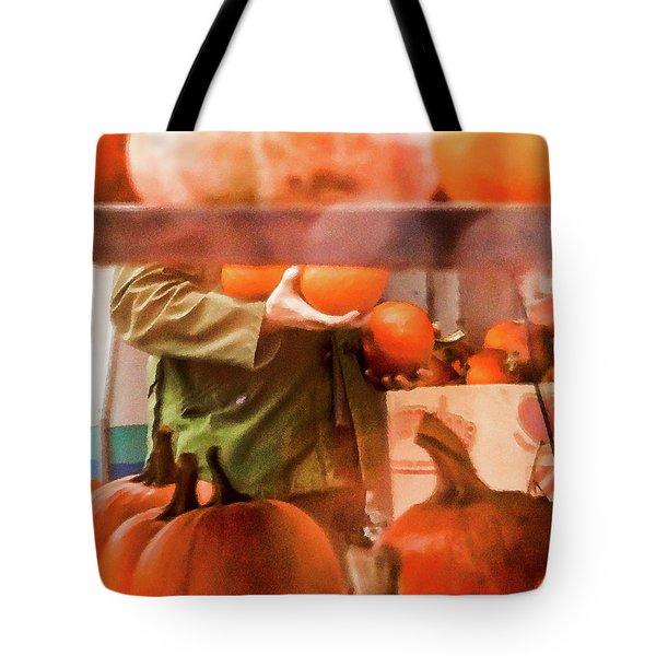 Autumn Plenty -  Tote Bag