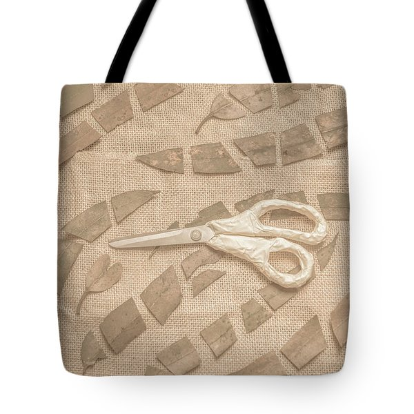 Autumn Refraction Tote Bag