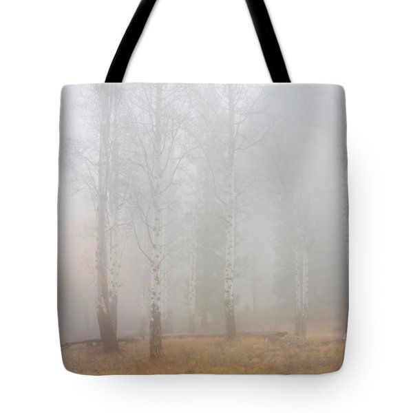 Autumn Reveals Tote Bag by Mike  Dawson