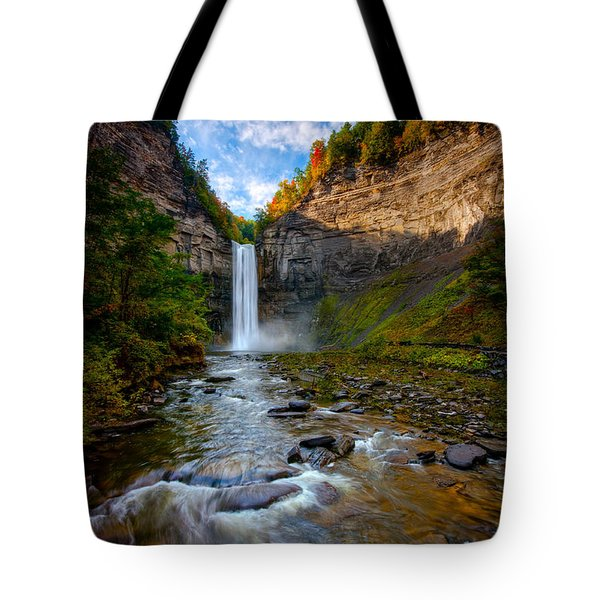 Autumn Riches Tote Bag