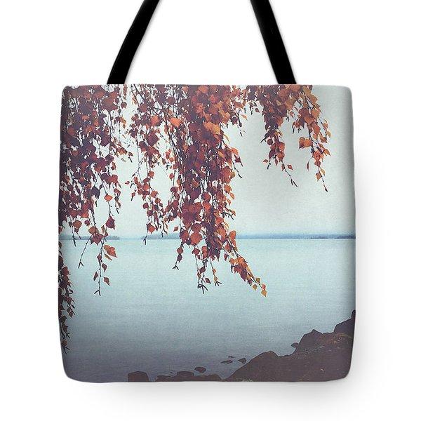 Autumn Shore Tote Bag