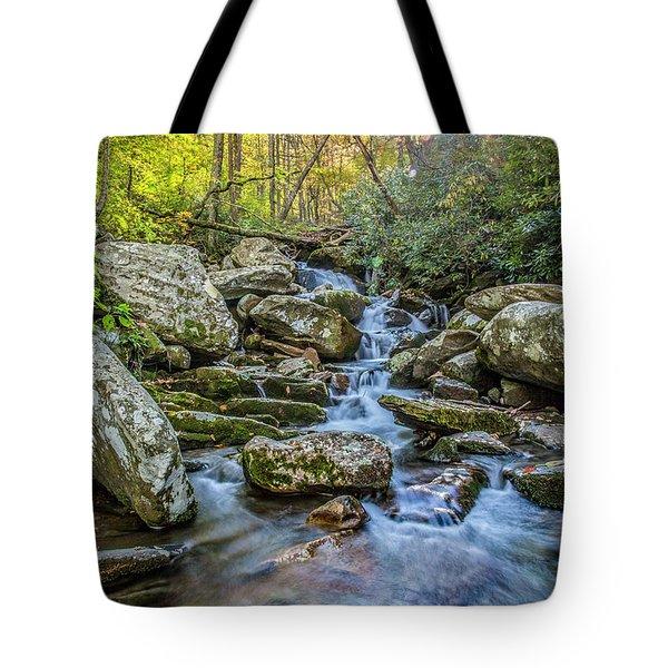 Autumn Sparkle Tote Bag