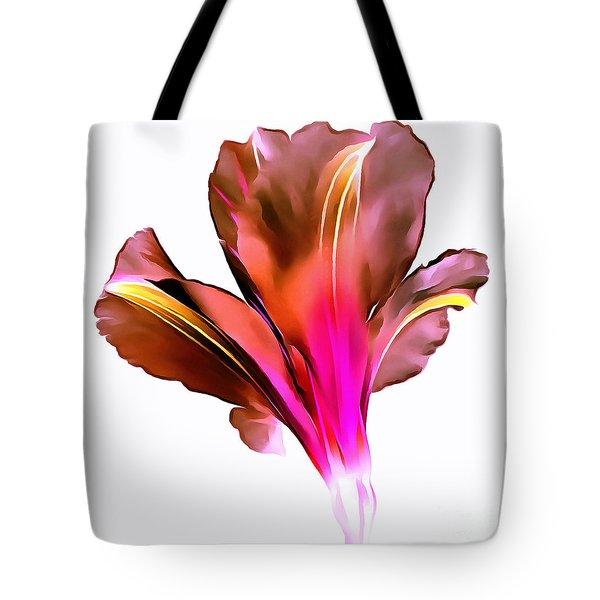 Autumn Splash Tote Bag